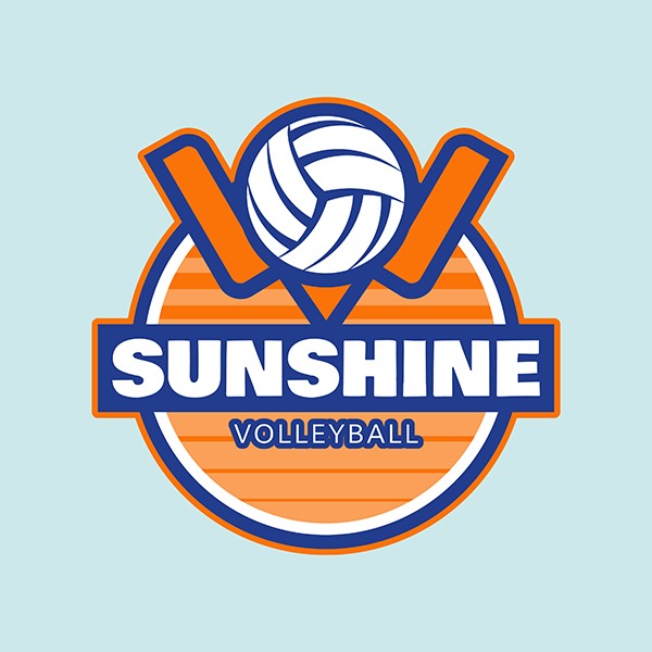 Volleyball Logo6