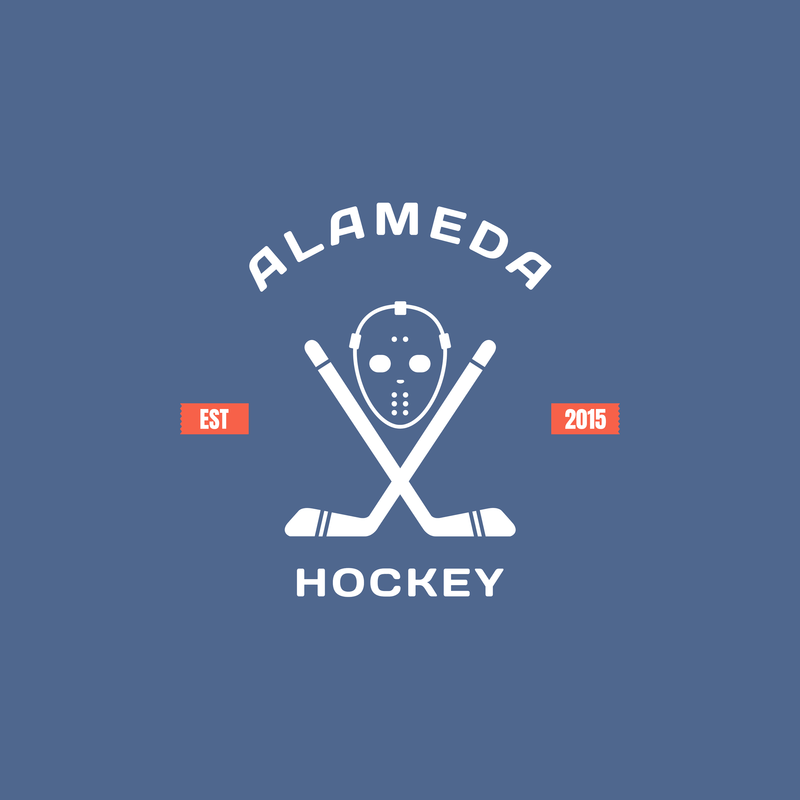 Hockey Team Training Club Logo Creator