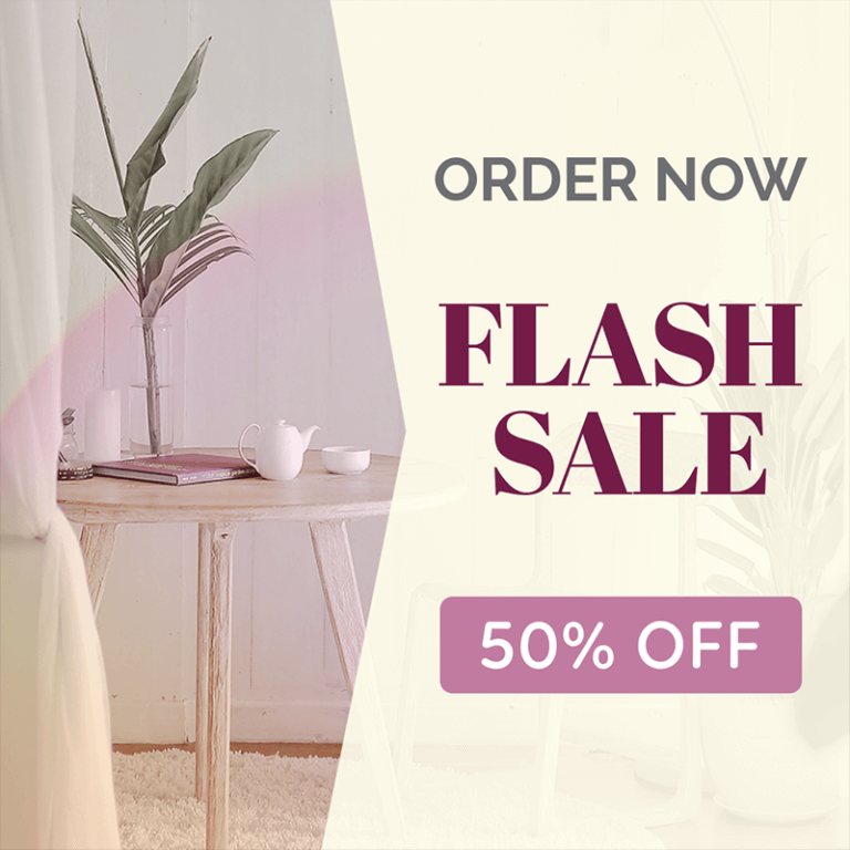 Online Flash Sale Ad Banner Maker2