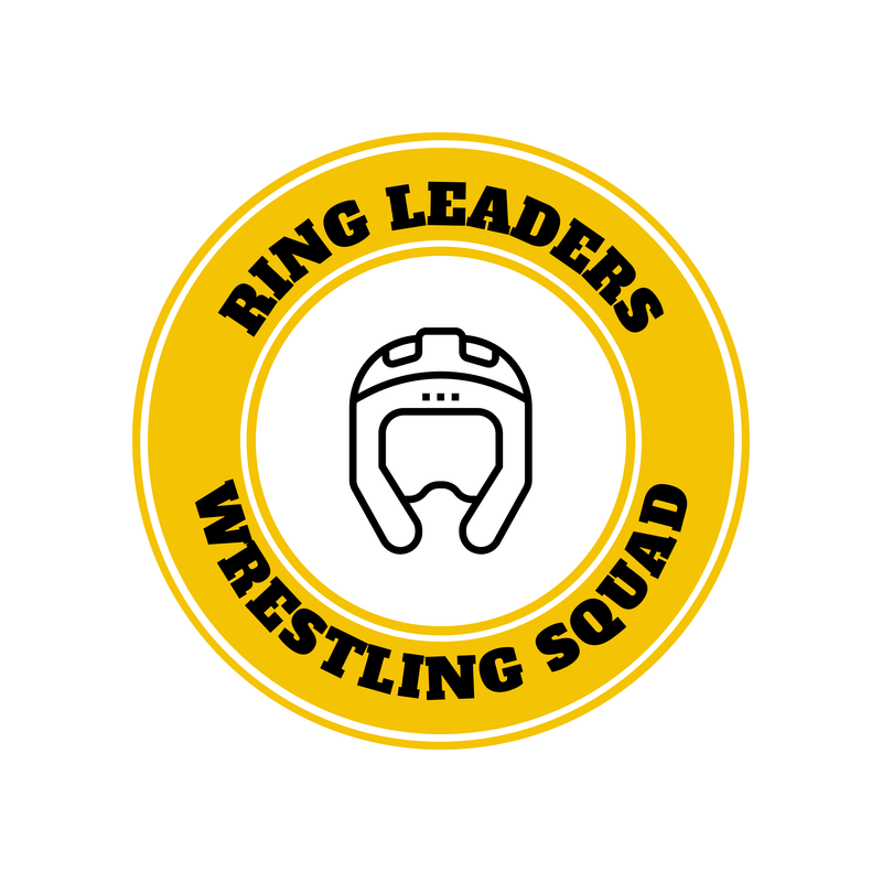 Wrestling Logo Design Template