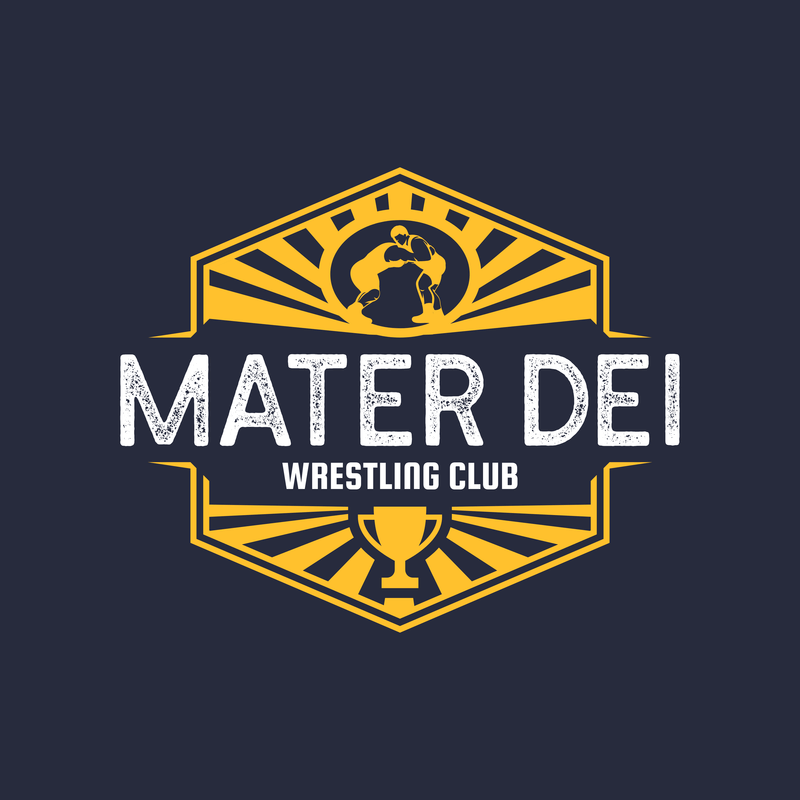 Wrestling Logo Maker For High School Teams