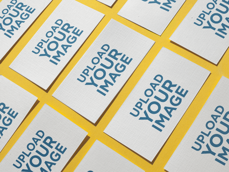 Business Card Mockup 10
