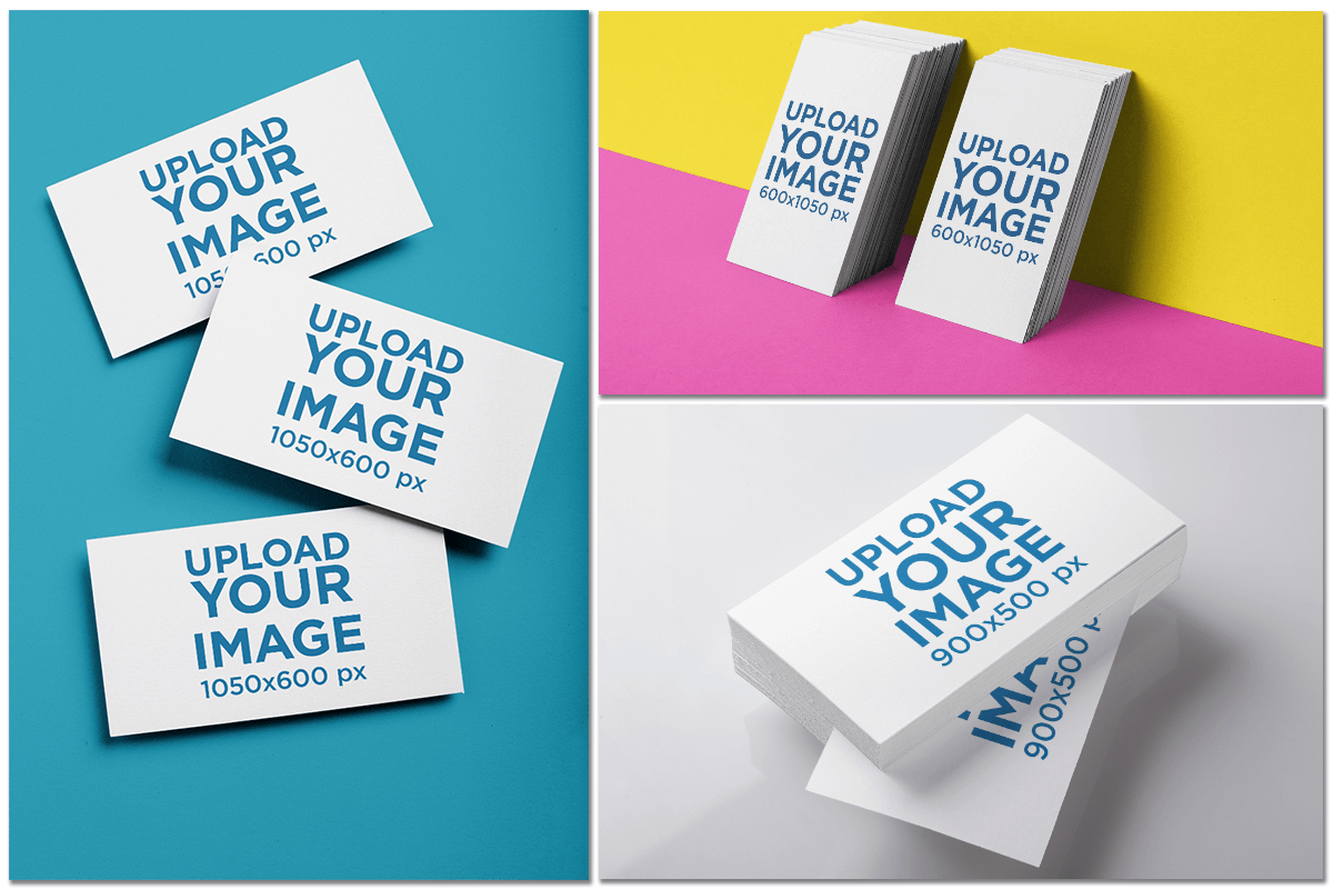 Business Card Mockup Generator Tool Placeit Blog