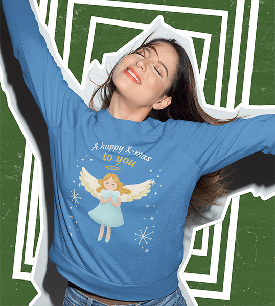 Fairy Christmas Sweater