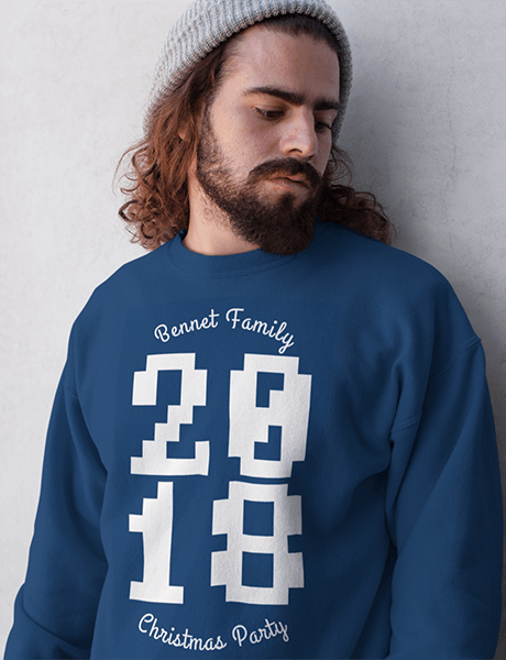 Family Reunion Sweater