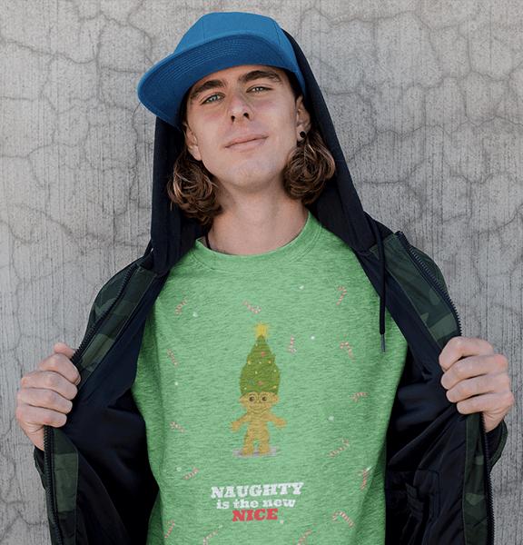 Funny Troll Christmas