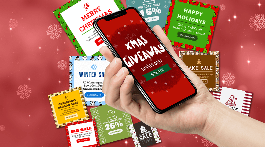 Design Online Banners to Celebrate Christmas! - Placeit Blog