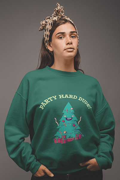 Party Christmas Sweater