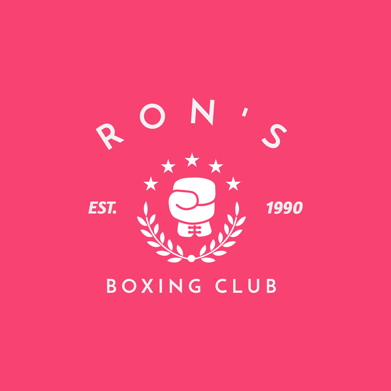 Boxing Logo Maker For A Boxing Club