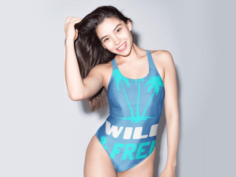 Swimwear Mockup