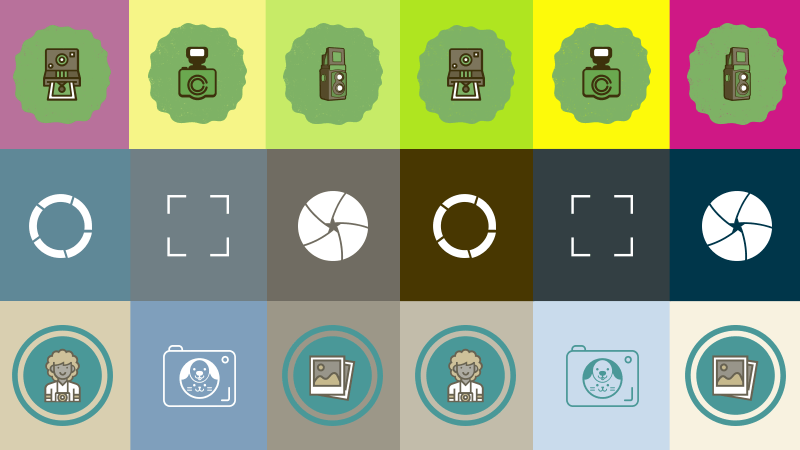 Icons For Logos