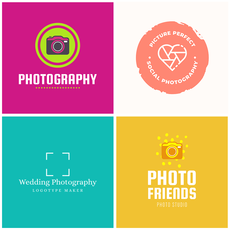 Smile With This Amazing Photography Logo Maker Placeit Blog,Design Your Own Logo Online