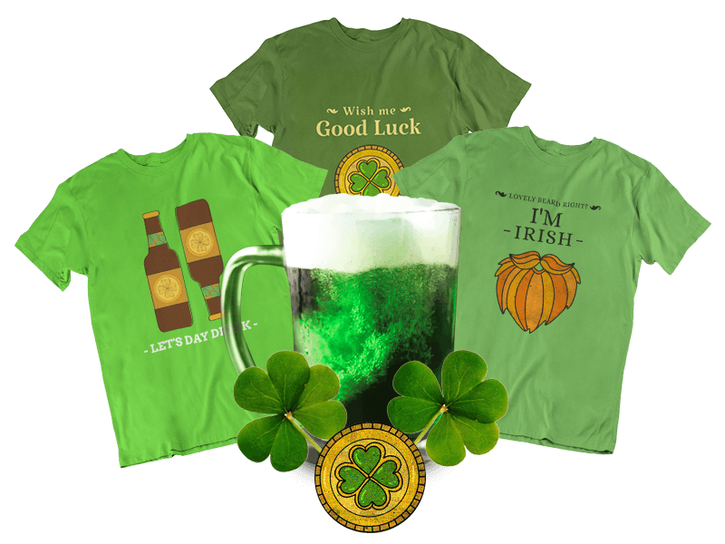 St. Patrick's Day T-Shirts Ideas