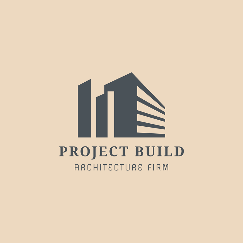 Architect Logo Building