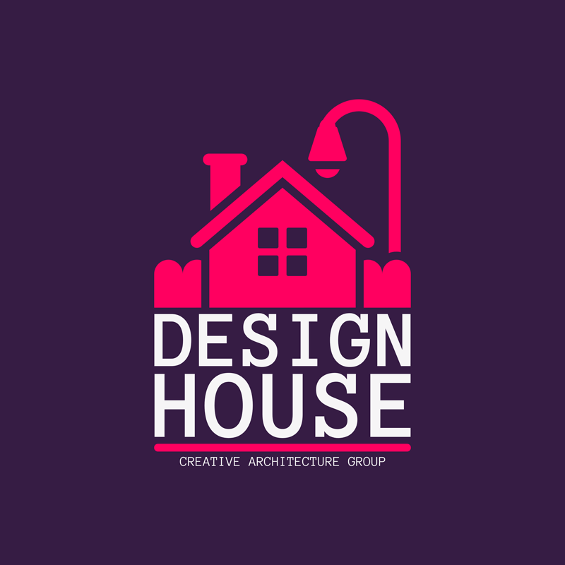 Architect Logo House