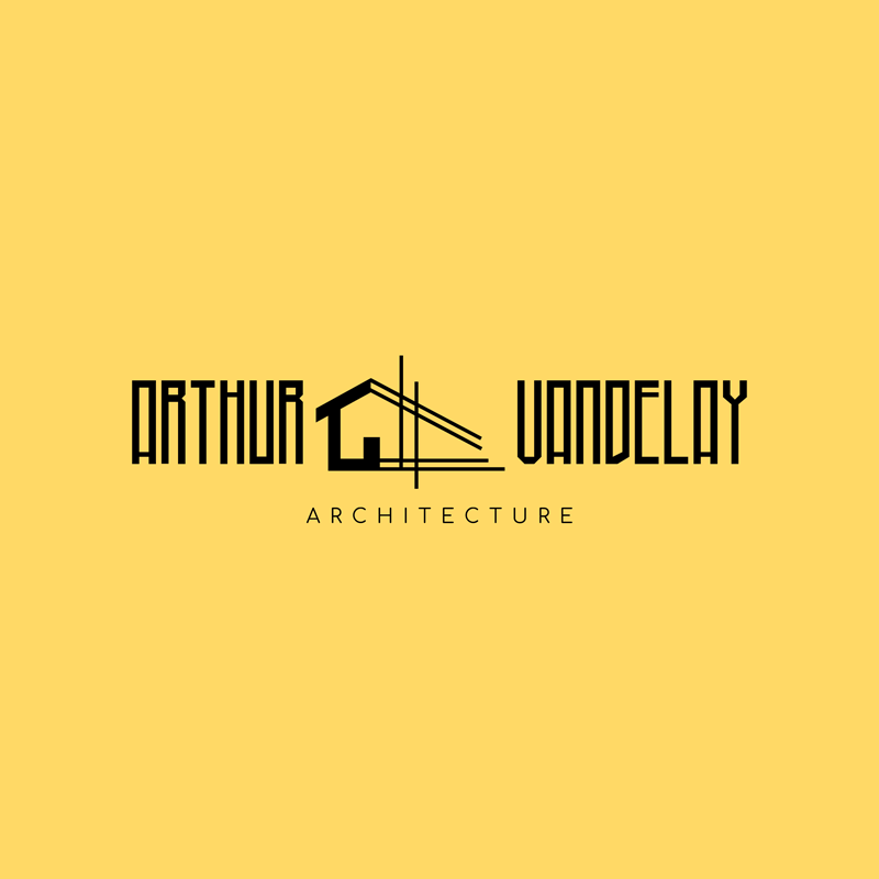 Architect Logo Lines