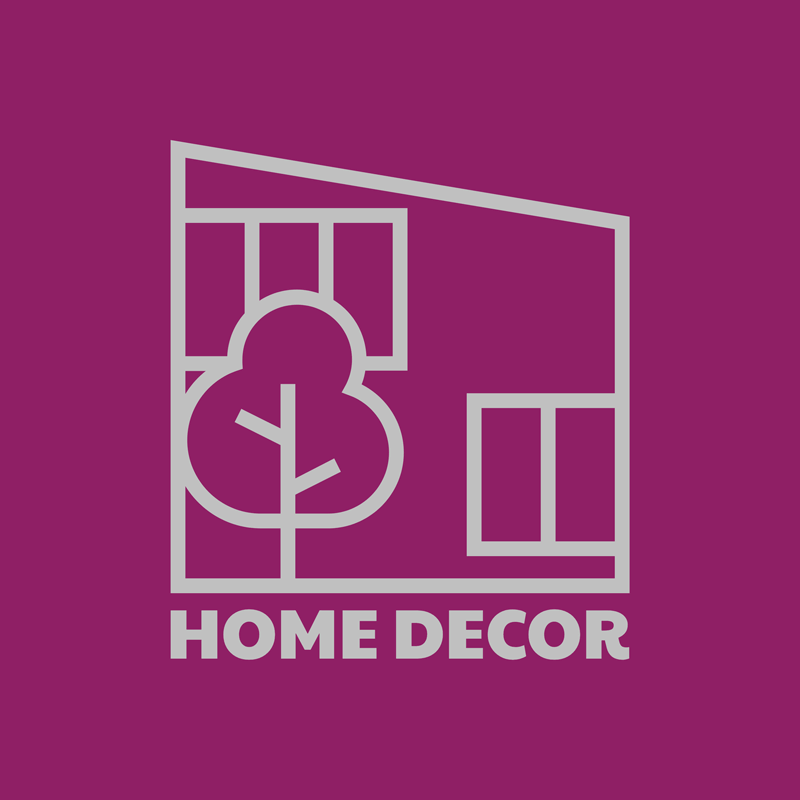 Home Decor Logo Minimalist
