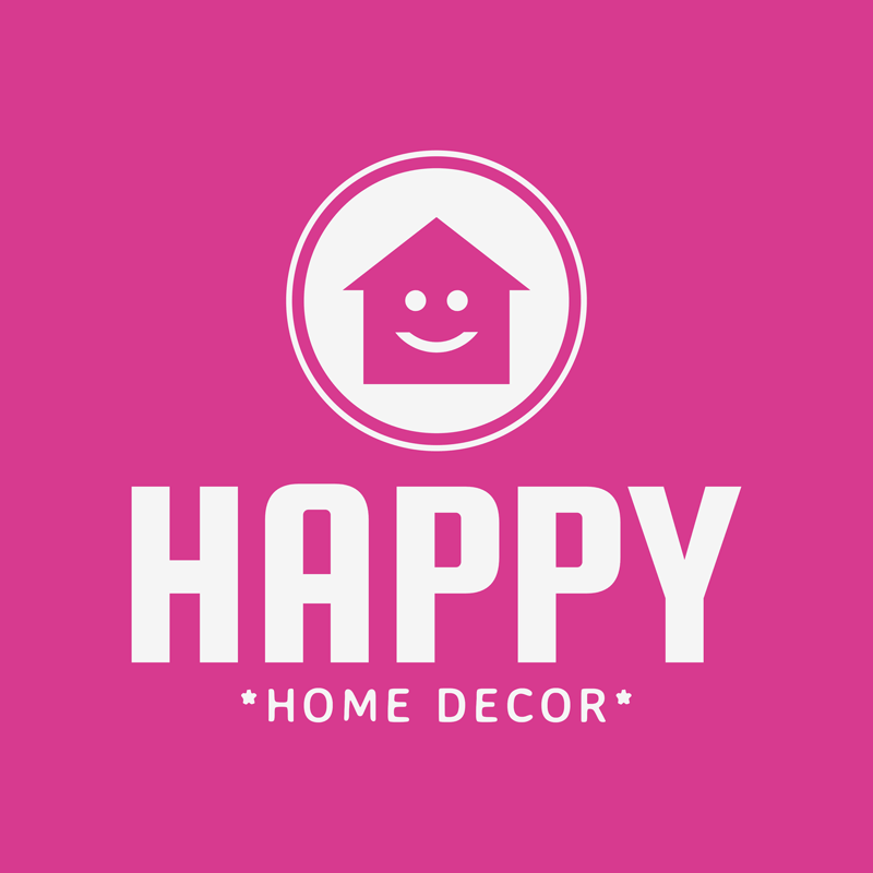 Home Decor Logo Happy House