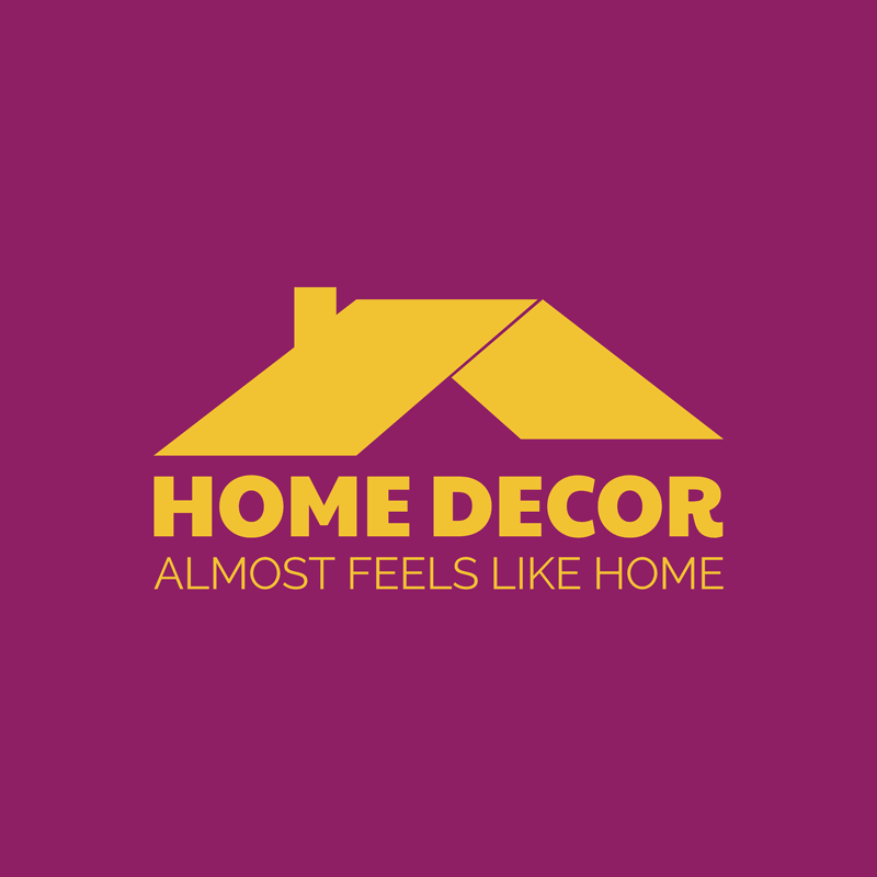 Home Decor Logo Selling