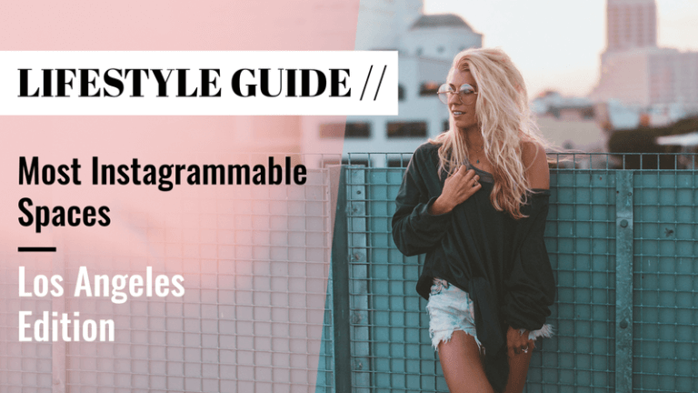 Youtube Thumbnail Maker For A Lifestyle Guide Vlog