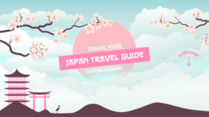 Youtube Banner Maker For Travel Vloggers