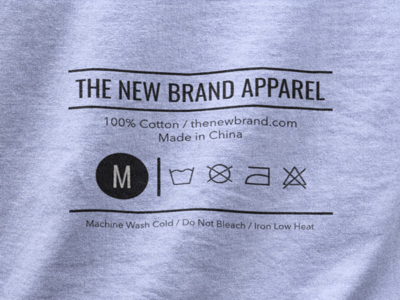 10 T Shirt Label Design Tips Placeit Blog