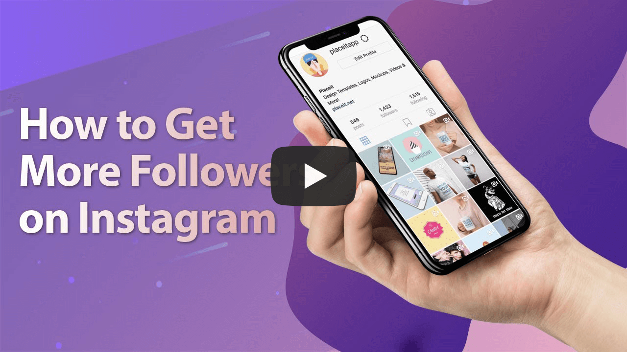 Instagram Post Creator | Social Media Posts | Placeit