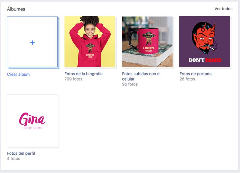 Facebook Portafolio