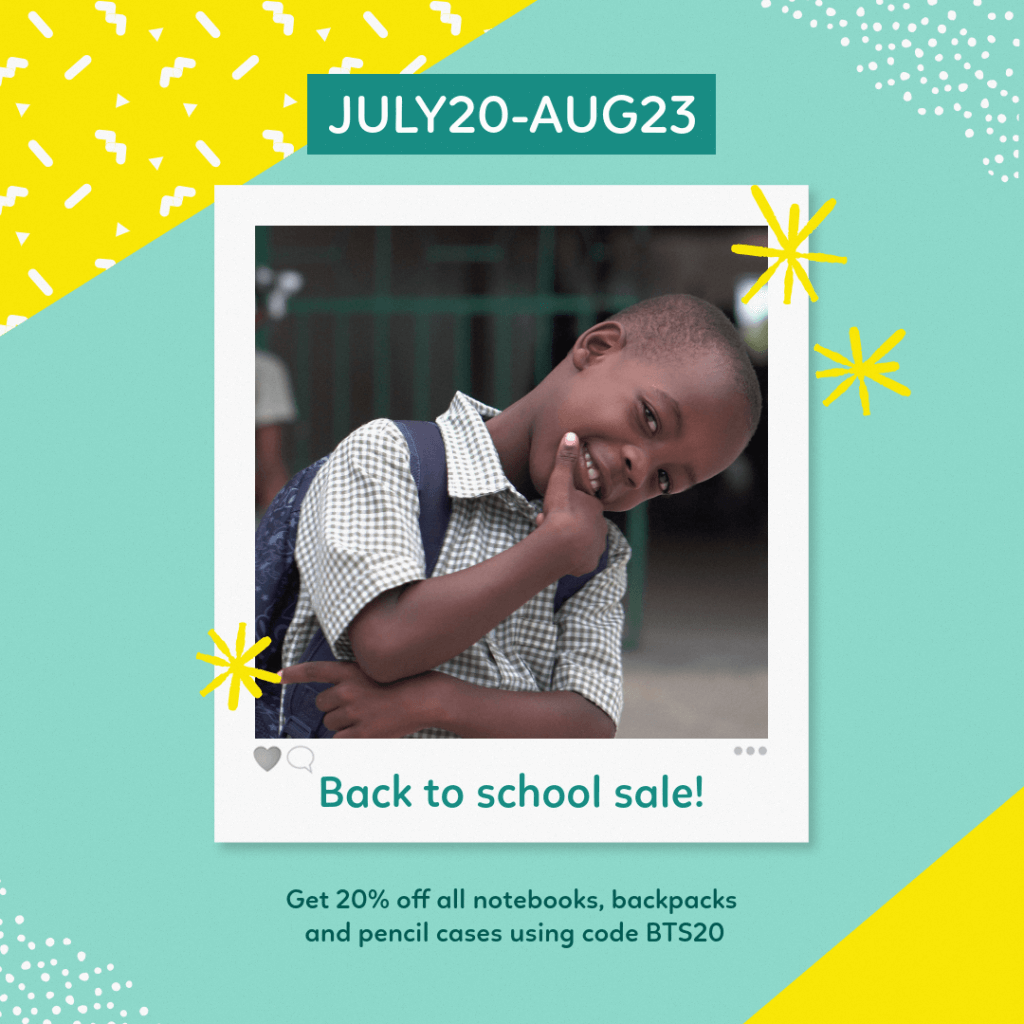 Instagram Post Template For A Back To School Sale 643g