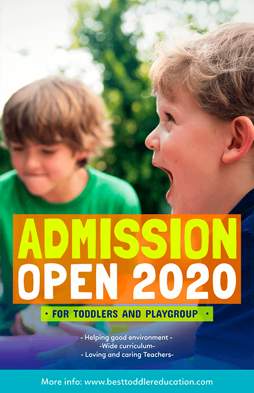 Online Flyer Maker For A Back To School Admissions Opening 222f