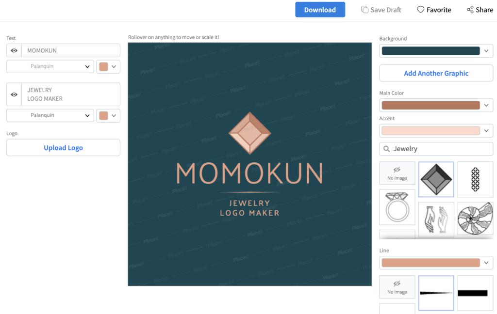 Logo Maker Screen