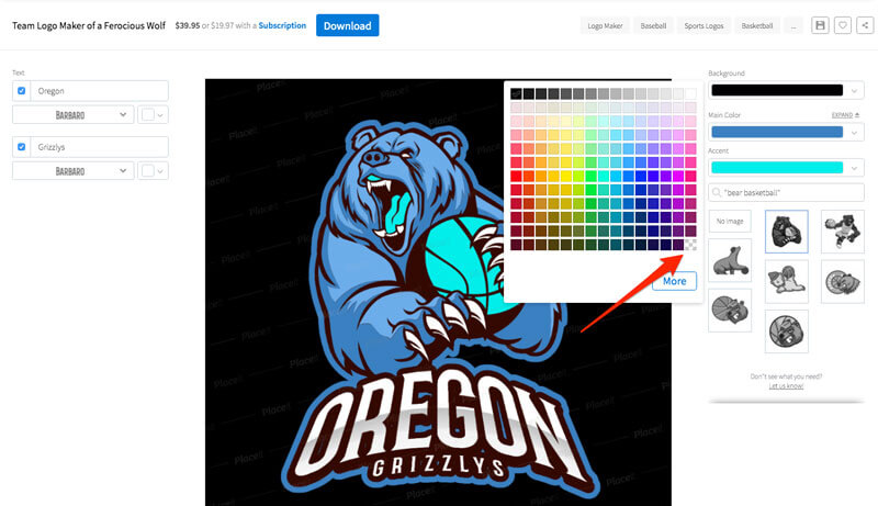 Sports Logo Maker Transparent