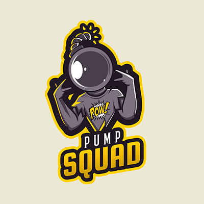 Fortnite Inspired Gaming Logo Template With A Cool Diver Character