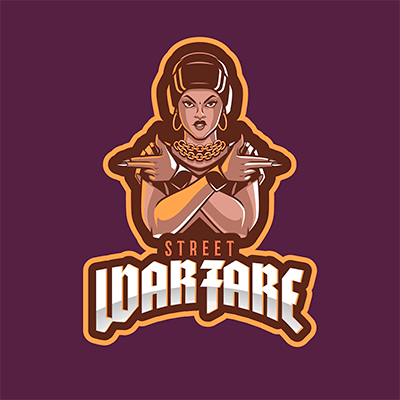 Street Style Logo Maker With Gta Themed Characters