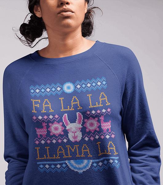 Lama Sweater