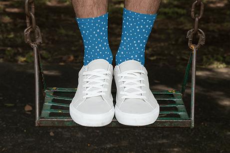 Socks Mockupç