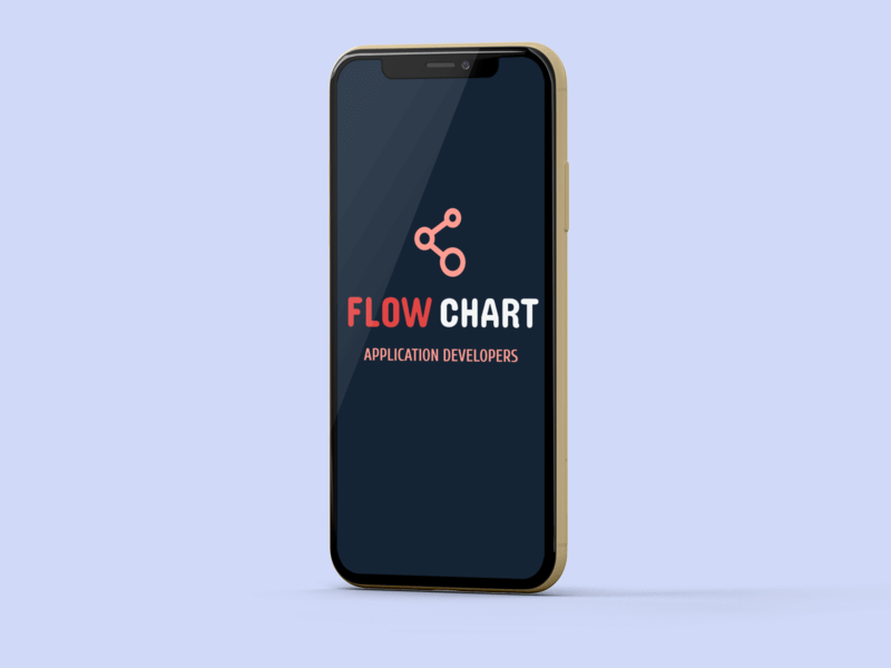 Mockup Of An Iphone 11 Floating In Portrait Position At A Customizable Set