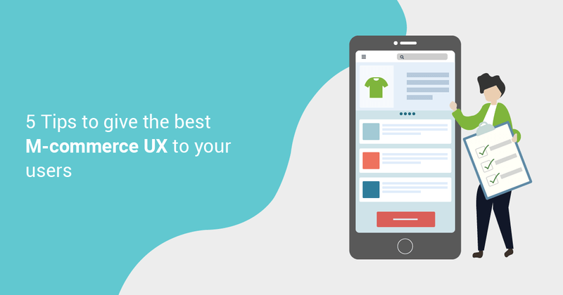 How To Design The Best M Commerce Ux On Mobile Apps