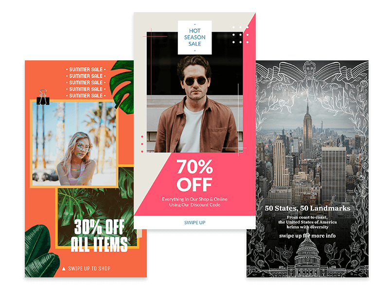 Instagram Story Design Templates For Brands