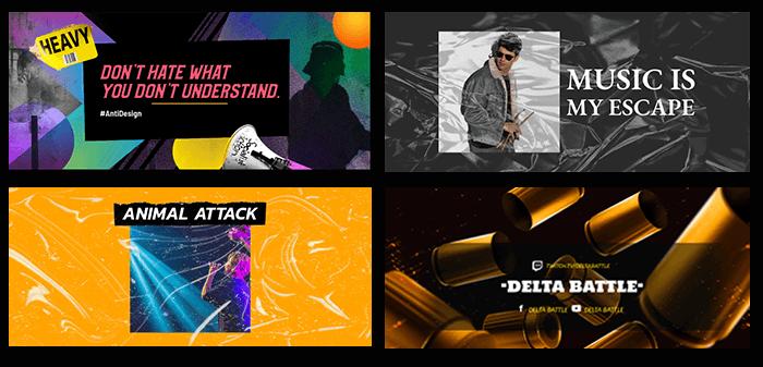 Soundcloud Banners