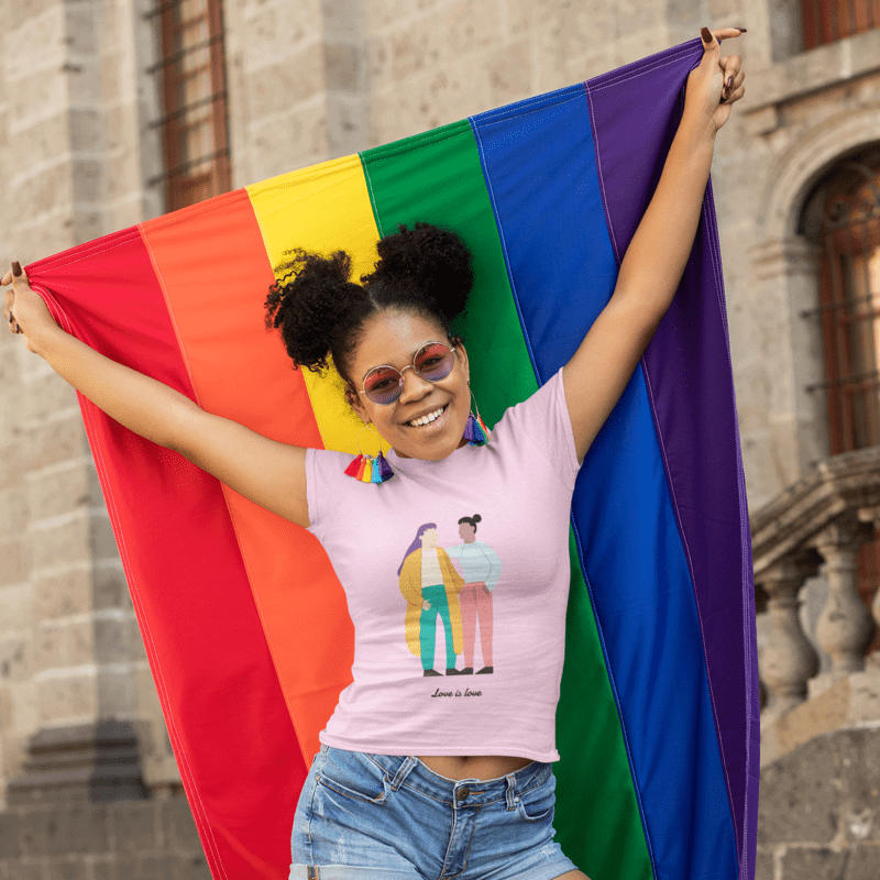 Get Ready for Pride and Design Your Own LGBT T-Shirts