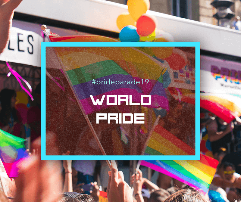 World Pride Themed Facebook Post Generator