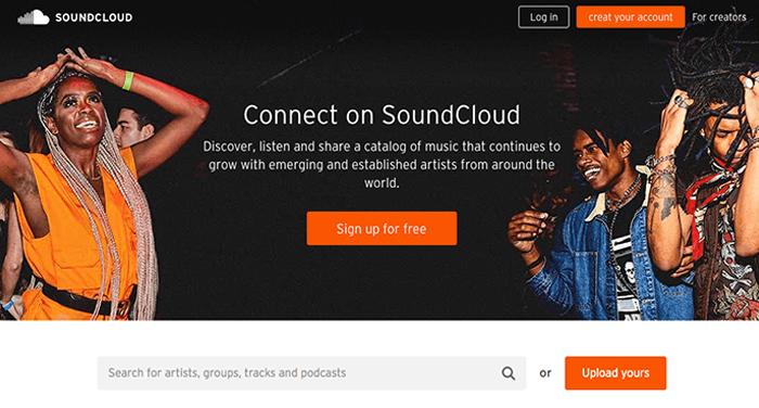 Souncloud Rap
