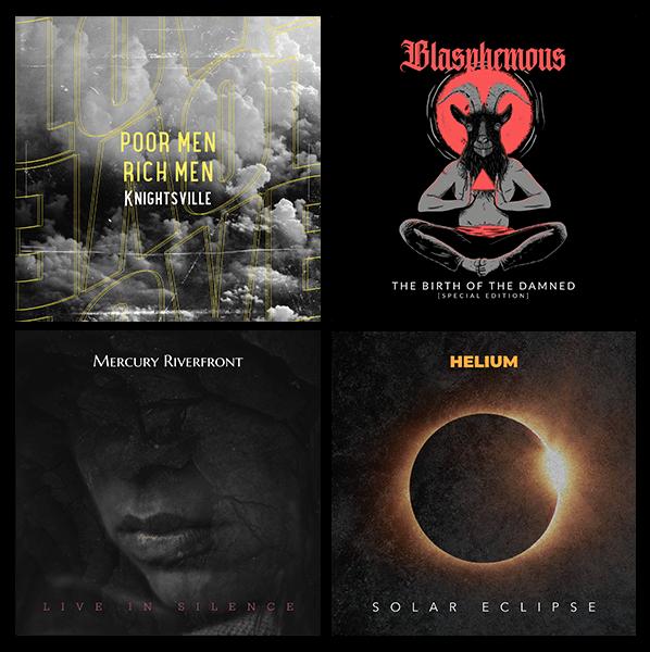 Rock Album Covers