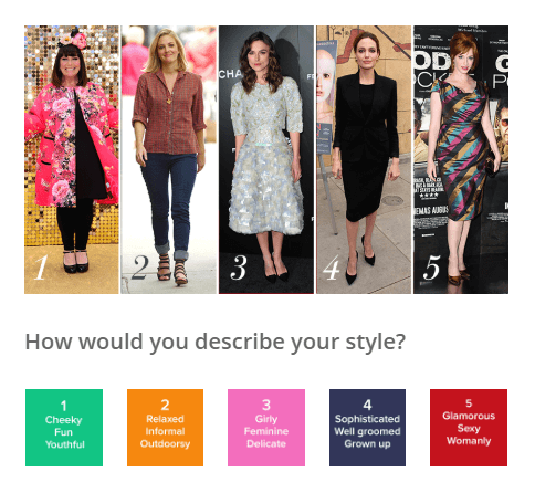 Your Style Quiz