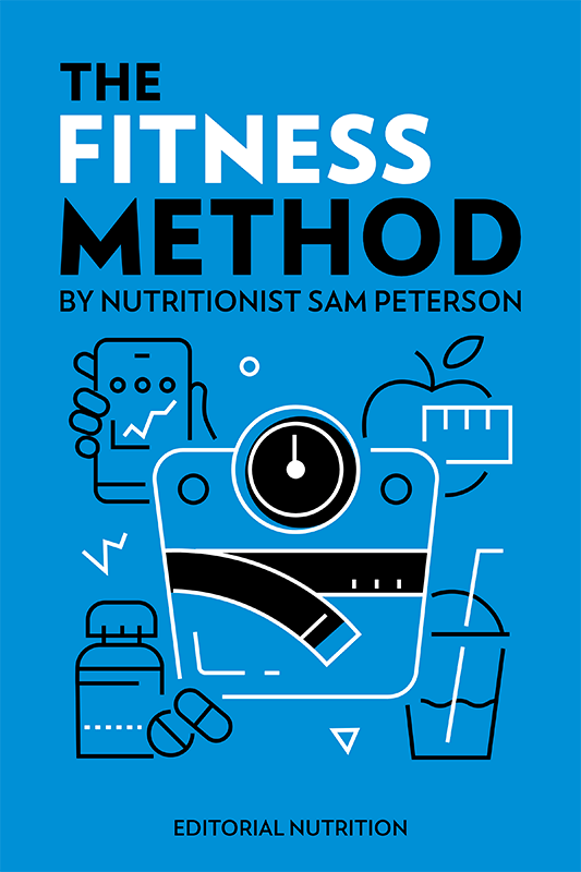 Ebook Cover Creator For A Nutritionist S Fitness Method