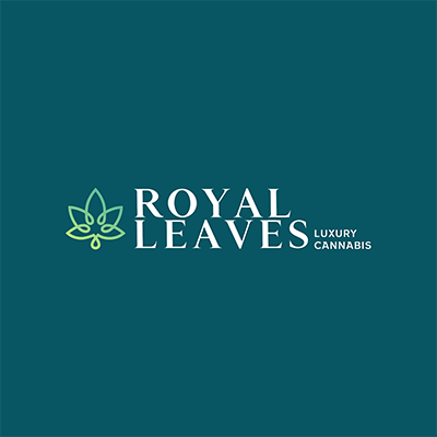Elegant Logo Maker For A Cannabis Products Brand