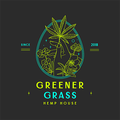 Elegant Logo Maker For A Weed Store With Minimalist Drawings