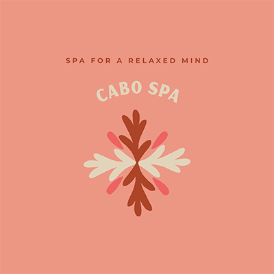 Minimal Logo Template For A Spa