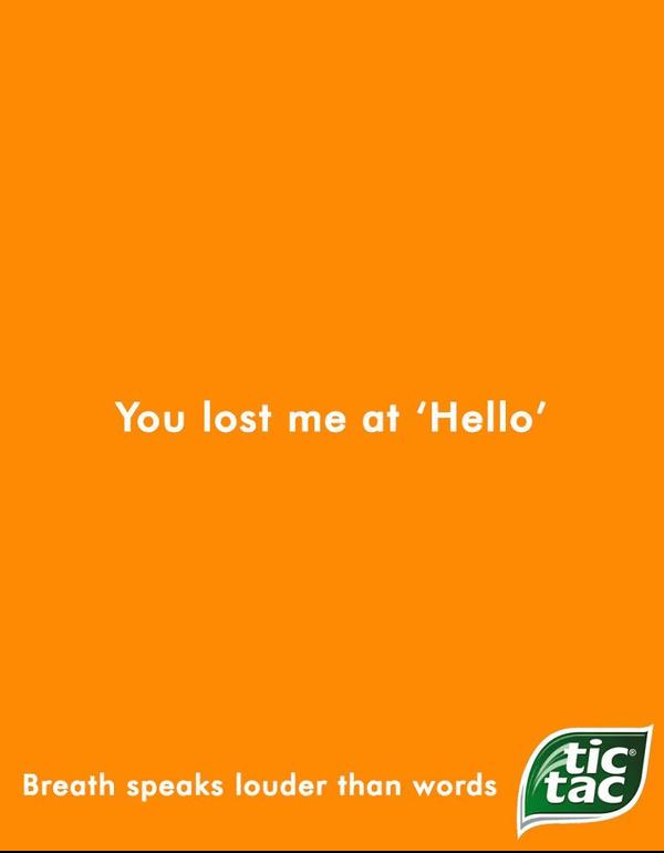 Tic Tac Ad